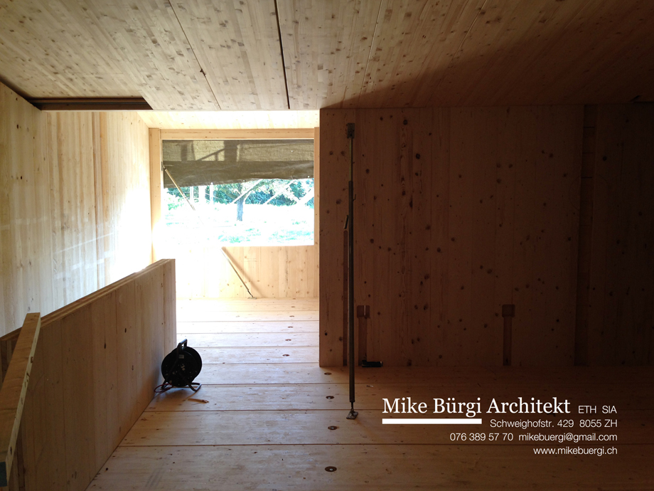 Mike Bürgi Architekt ETH SIA